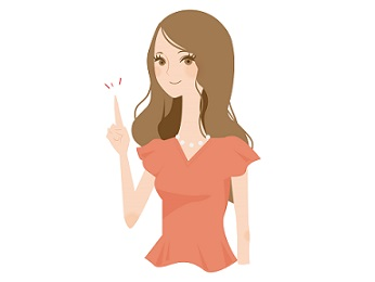 医療脱毛を勧める女性のイメージ