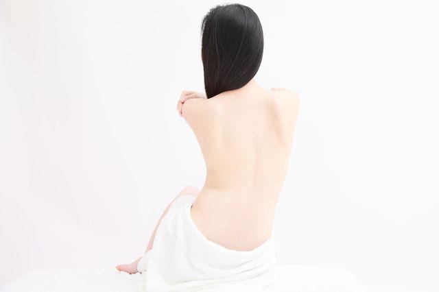 医療レーザー脱毛おすすめ箇所は背中