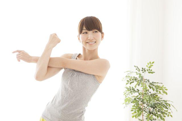 適度な運動が女性のヒゲを薄くする