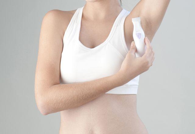妊娠中のムダ毛の自己処理方法