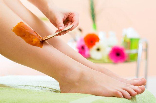 足の毛穴薬剤を使用する手段